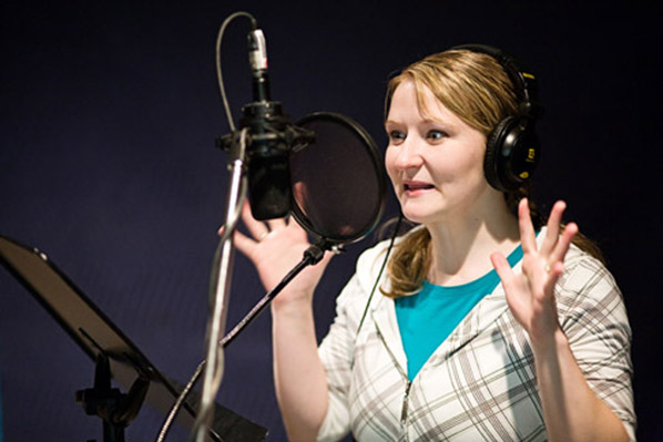 Professional Voiceover Workshop