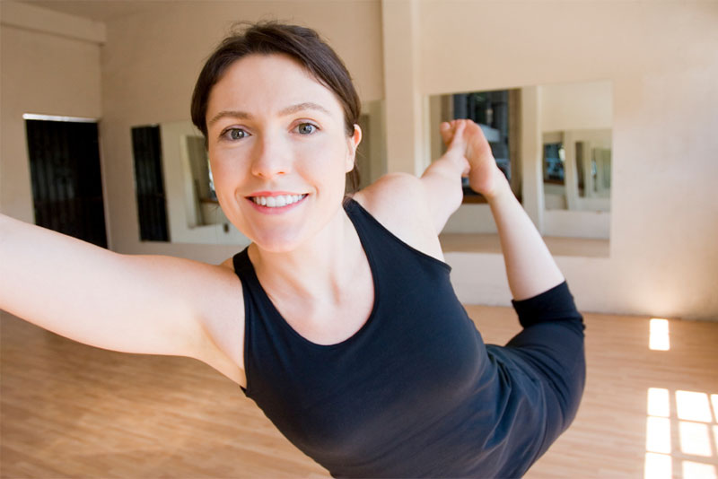 Beginning Ballet for Adults